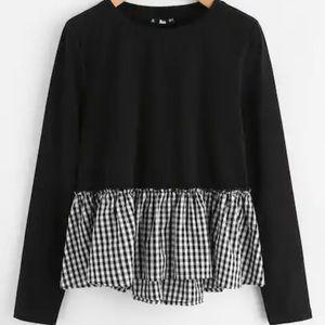 Tops - Omg sleeve adorable top